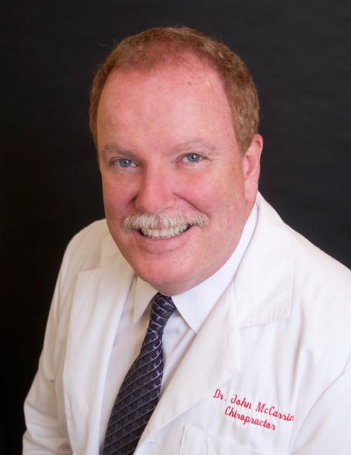 Dr. John McCarrin